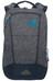 The North Face Microbyte Backpack Urban Navy Heather/Banff Blue